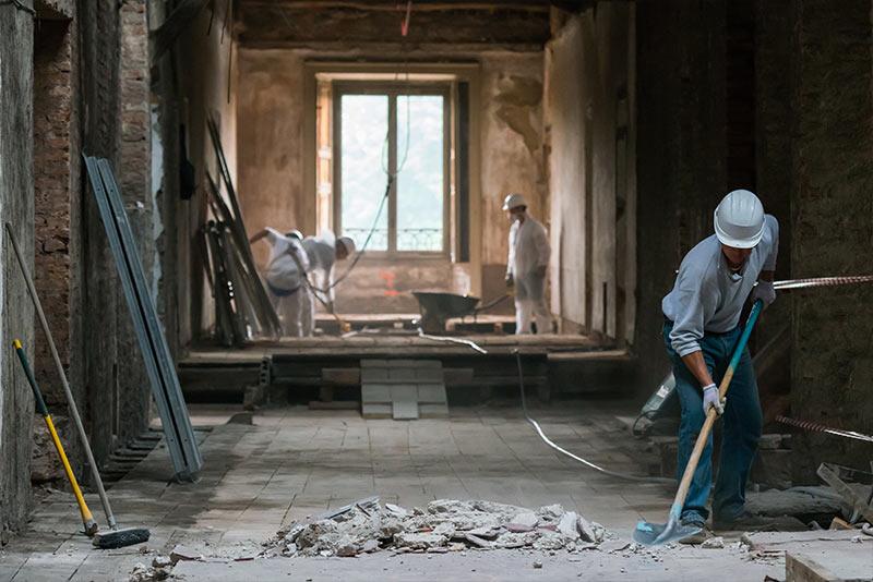 Tous vos travaux en extérieur et intérieur par un maçon qualifié non loin de Nemours